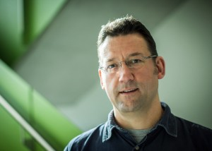 Cancer scientist, Dr Greg Arndt of Children's Cancer Institute Australia. Dr Arndt established the ACRF Drug Discovery Centre for Childhood Cancer.